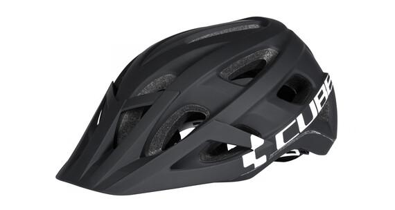Cube Am Race Cykelhjelm sort